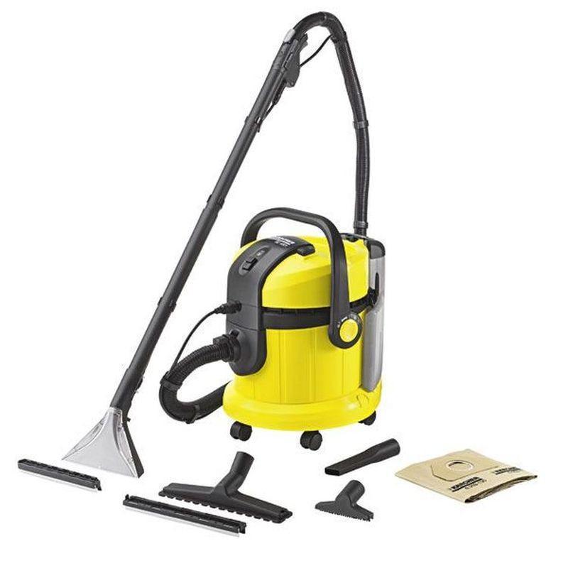 进口德国凯驰KARCHER家用地毯清洁机 喷抽真空吸尘器SE4001