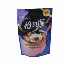 【苏宁超市】怡口莲 草莓巧克力风味夹心牛奶糖 90g/袋