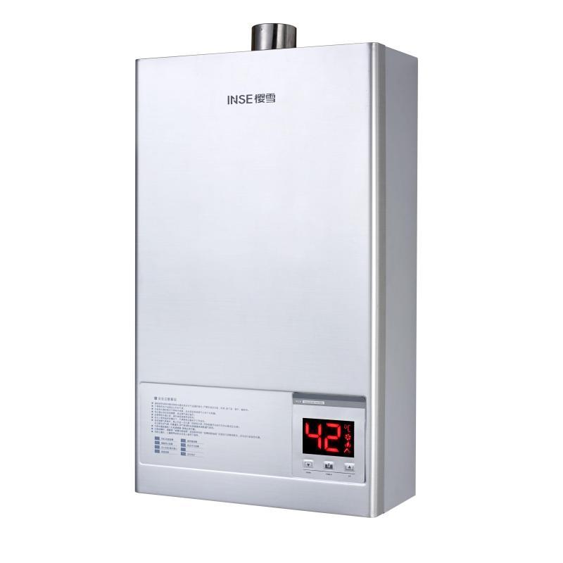 樱雪燃气热水器jsq26-13qh1405