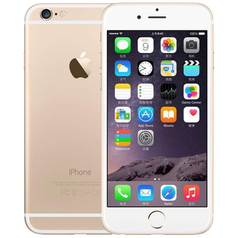 Apple iPhone 6 Plus 64GB 金色 移动联通电信4G手机