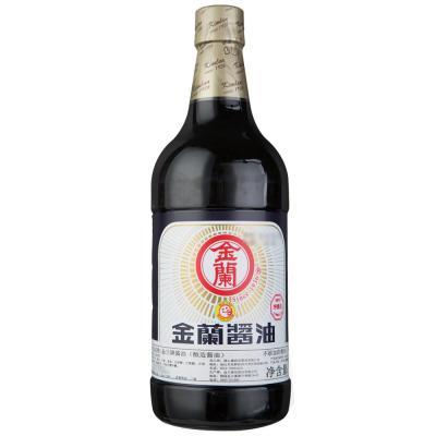 中国台湾 金兰 酱油 1000ml