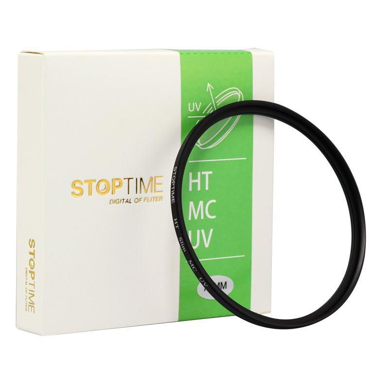 STOPTIME HT MC UV 52mm多层镀膜 超薄超清UV镜