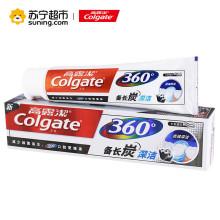 高露洁(Colgate)360备长炭深洁牙膏180g