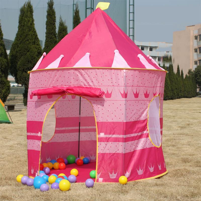 儿童帐篷游戏屋玩具屋大号房子宝宝王子