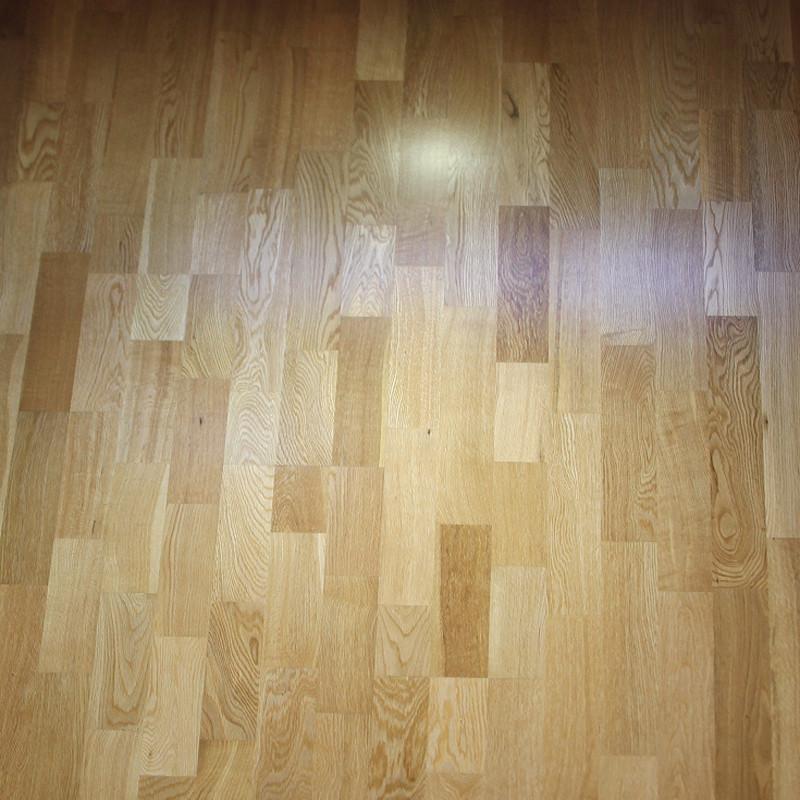 圣象地板实木三层 单锁口 橡木材质 ks8371 大明宫