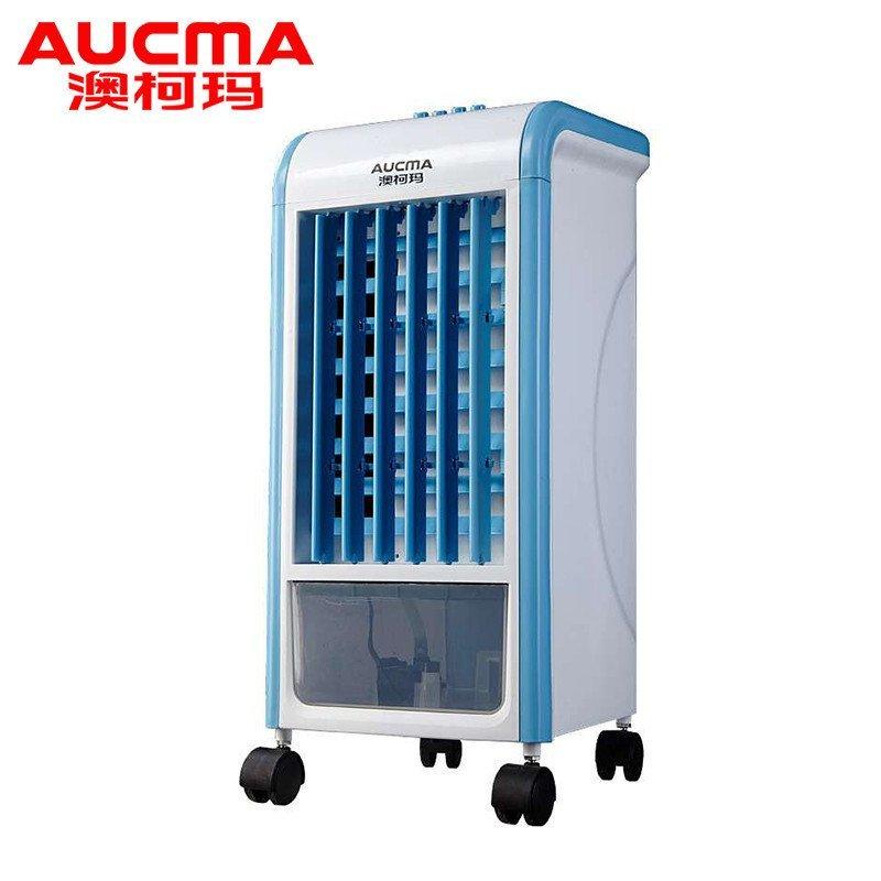澳柯玛(AUCMA)LG3-MS08 冷风扇/净化空调扇/机械单冷/大出风口/3档双向送风/超大水箱