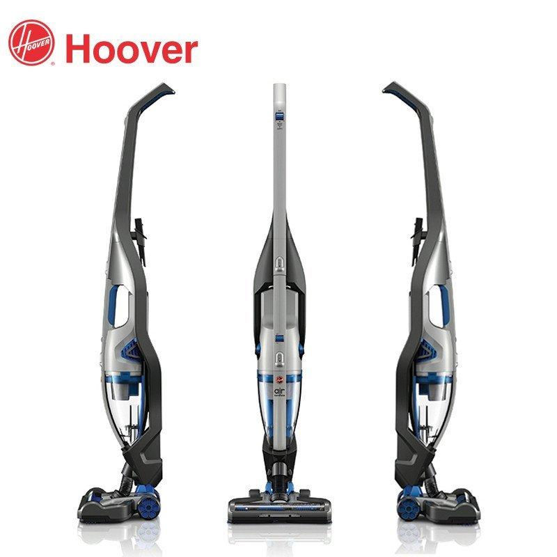 胡佛(Hoover)二合一真空吸尘器 无线家用 无耗材 静音HSV-AC2IN1-CA