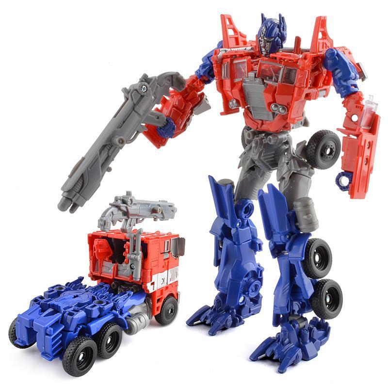 儿童玩具变形金刚 擎天柱 变形机器人 男孩玩具礼物