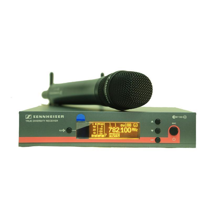 森海塞尔ew100-935g3 无线手持话筒