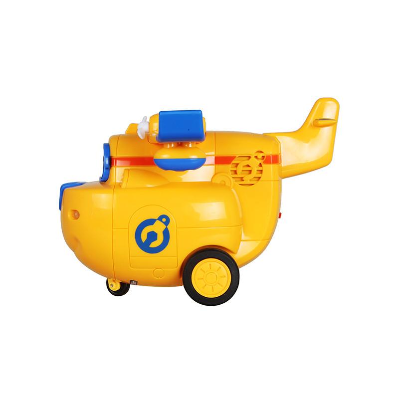 儿童玩具男孩益智遥控滑行飞机-多多