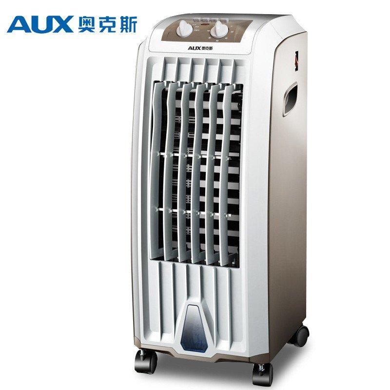 奥克斯(AUX)FLS-120F电风扇/冷风扇/空调扇 单冷型家用制冷水冷净化电扇