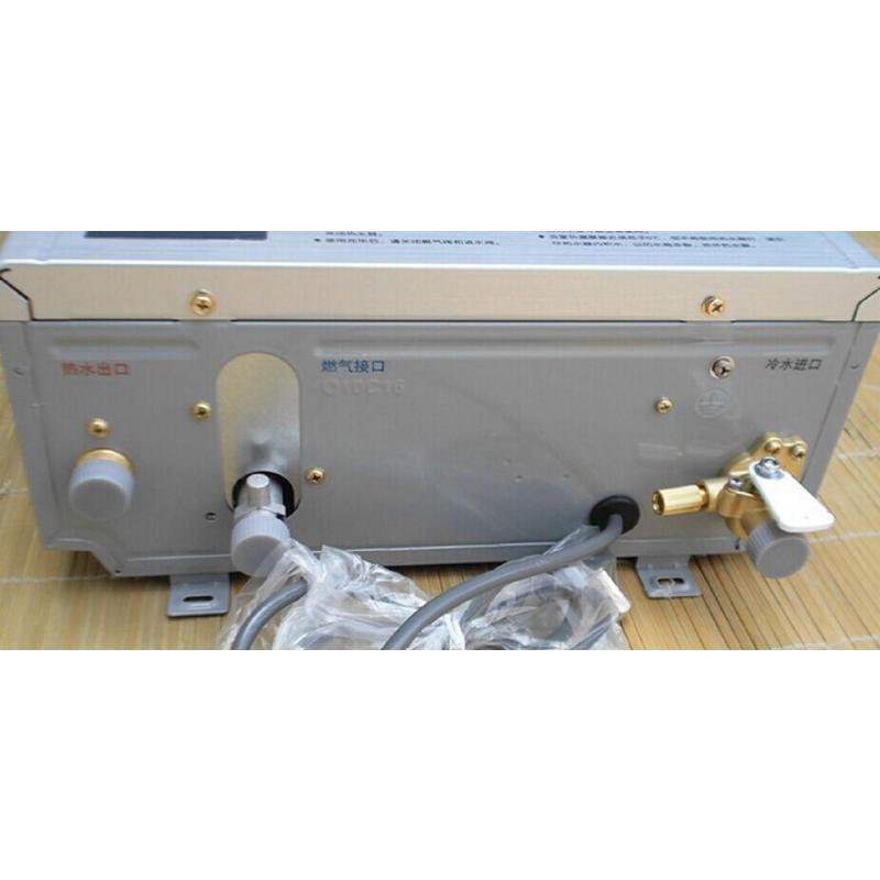 万和et16热水器,风机不启动,风压开关及主板已换,显示图片