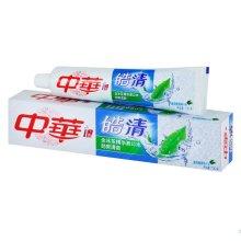 中华皓清薄荷酷爽味牙膏130g【联合利华】