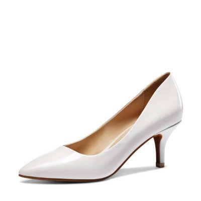 時代風小細跟尖頭女鞋E55604