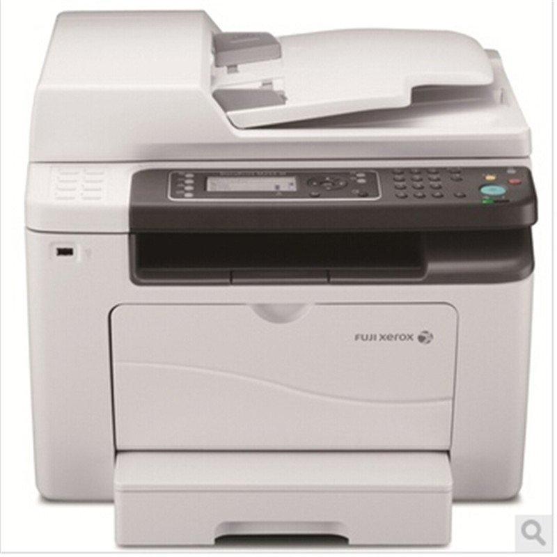 富士施乐(Fuji Xerox) M255df 黑白激光网络双面多功能一体机