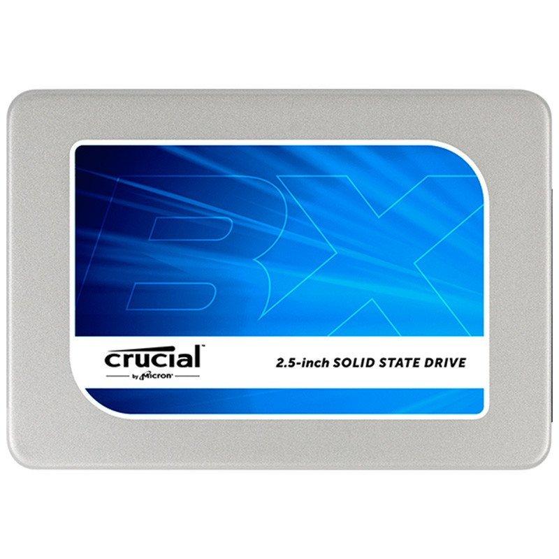 英睿达(Crucial)BX200系列960G SSD固态硬盘SATA3(CT960BX200SSD1)