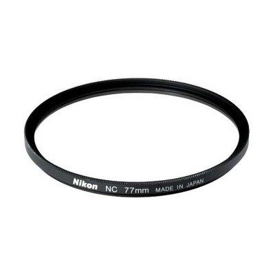 尼康(Nikon) 77mm UV鏡 中性色彩NC濾鏡 玻璃鏡片
