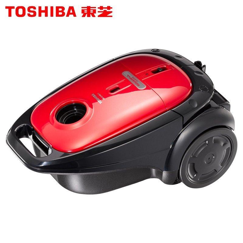 东芝(TOSHIBA) VC-G100CV 真空吸尘器 净劲系列 真空卧式尘袋吸尘器