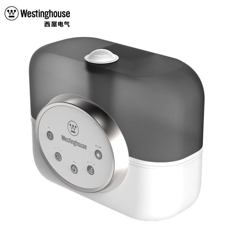 美国西屋(westinghouse)SRK-W900 超声波加湿器 9L 超大容量 冷热雾 智能触控
