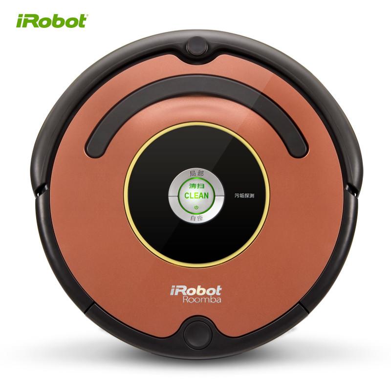 美国艾罗伯特(iRobot) 527e 全自动充电家用清扫智能扫地机器人吸尘器