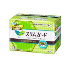 花王Kao S系列日用卫生巾20.5cm 28片