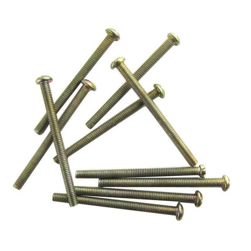 开关插座专用5公分加长螺丝 通用型面板螺丝20只装 面板专用五公分