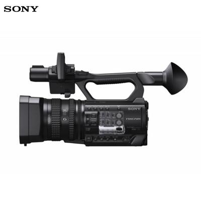 索尼(SONY)HXR-NX100 专业数码摄像机 便携式摄录一体机套餐 约1420万像素 3.5英寸显示屏