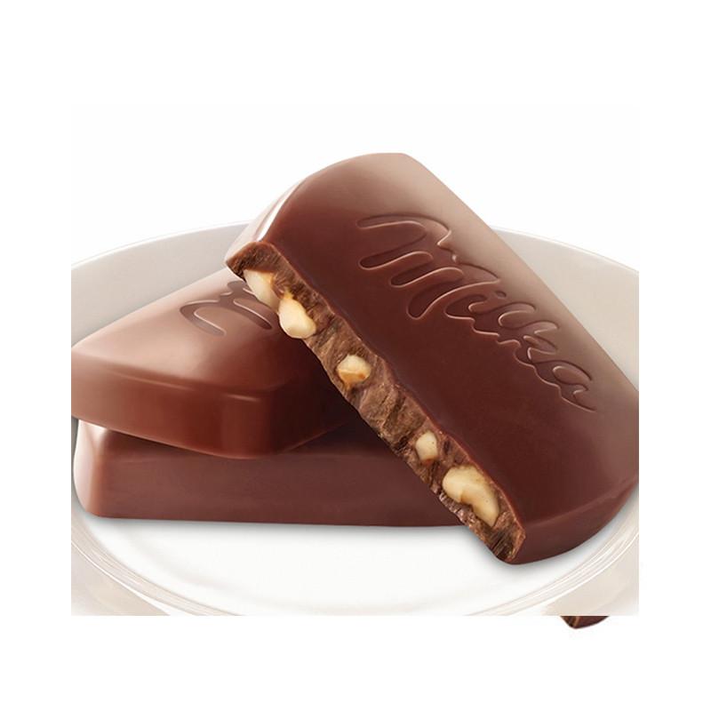 妙卡榛仁融情牛奶巧克力纸盒装 78g