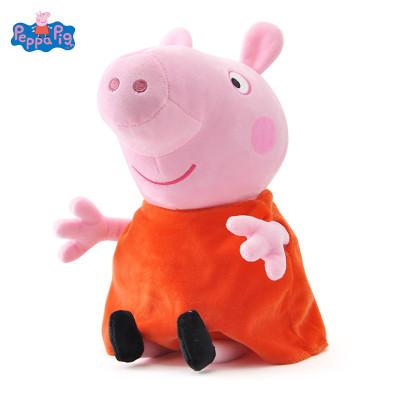 小猪佩奇Peppa Pig毛绒玩具-佩佩无配件 30cm