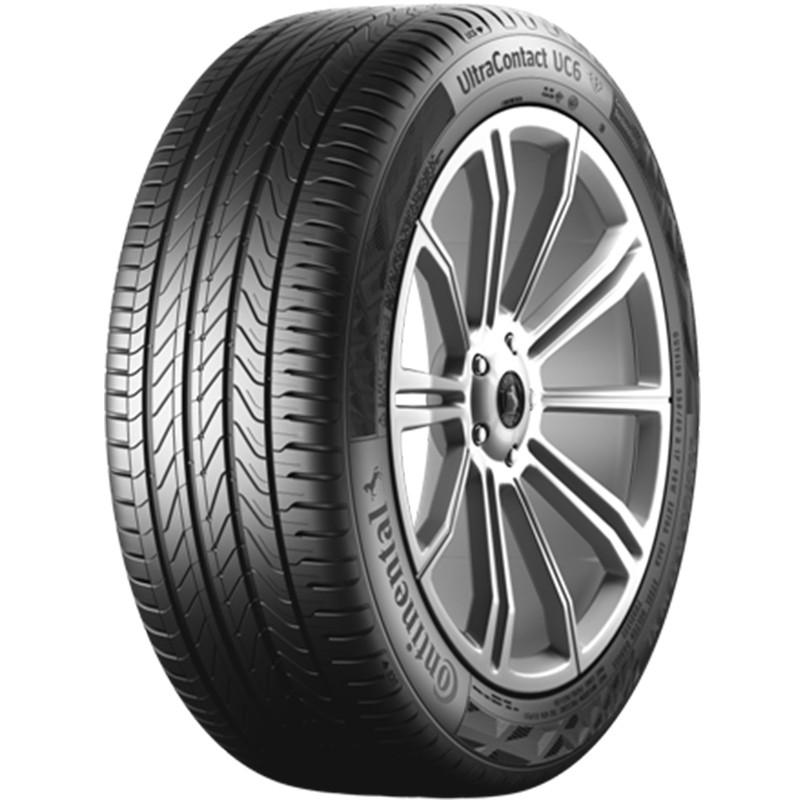 continental 德国马牌轮胎 205/55r16 uc6 91v
