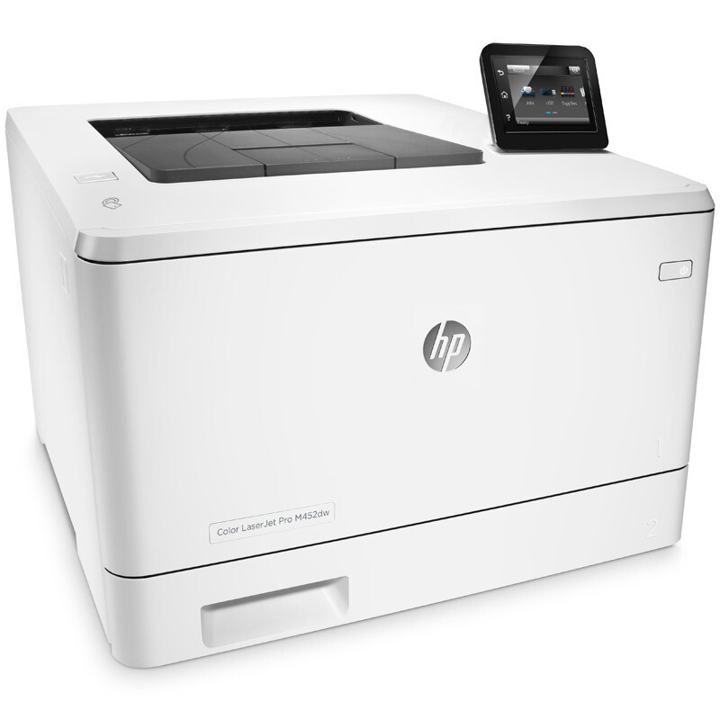 惠普(HP)LaserJet Pro 400 color Printer M452dw彩色激光打印机