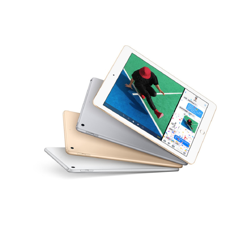 Apple iPad MPGW2CH A 9.7英寸 平板电脑(2G 128G WLAN 金色)