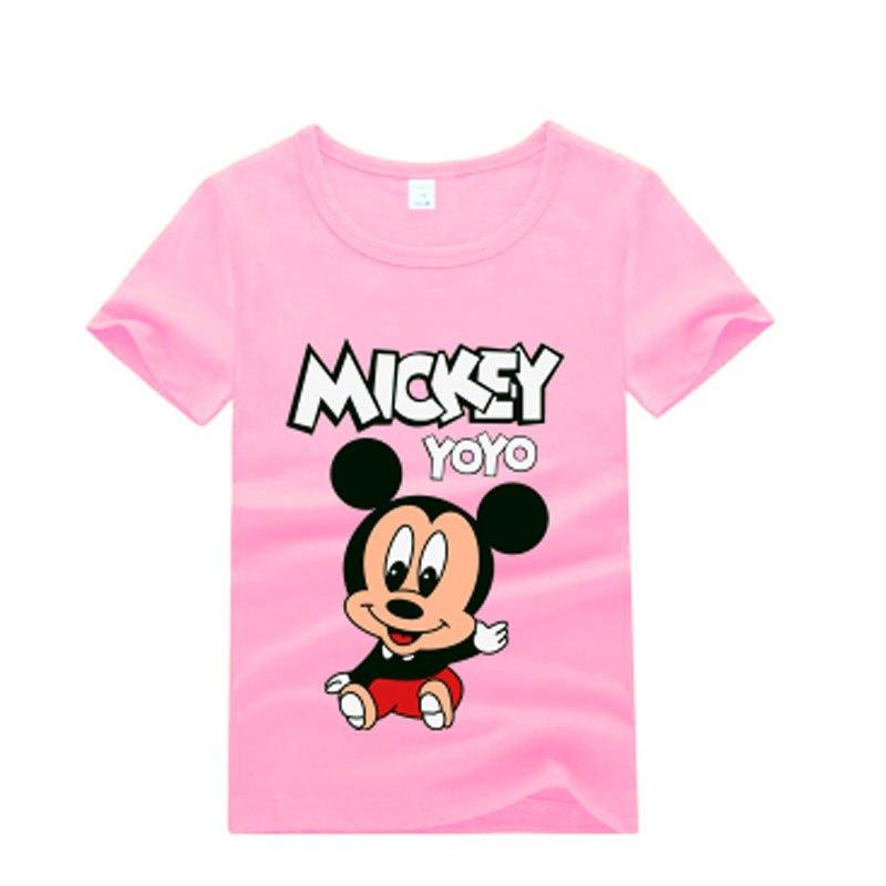 儿童短袖t恤 男童半袖2017夏装新款夏季女童童装宝宝上衣打底衫潮新