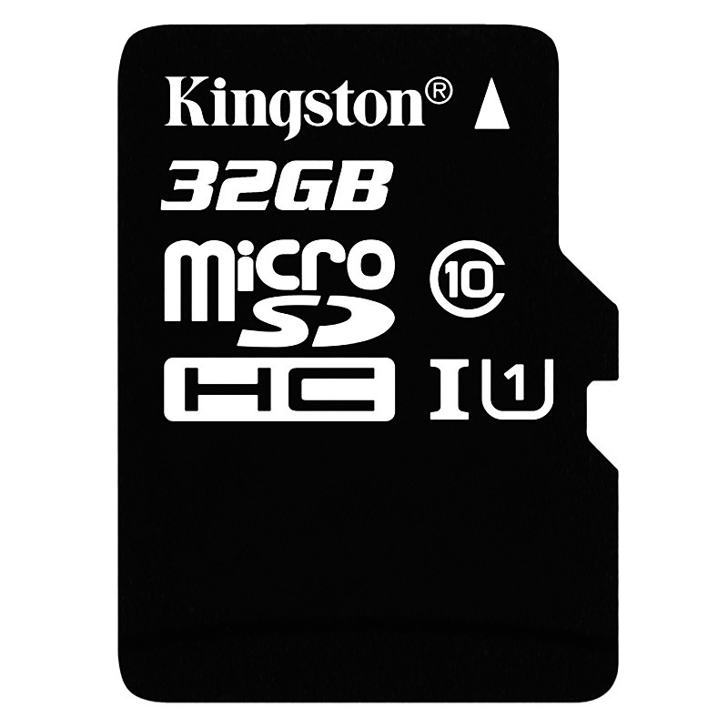 苏宁自营金士顿(Kingston)32GB 80MB/s TF(Micro SD)Class10 UHS-I高速存储卡