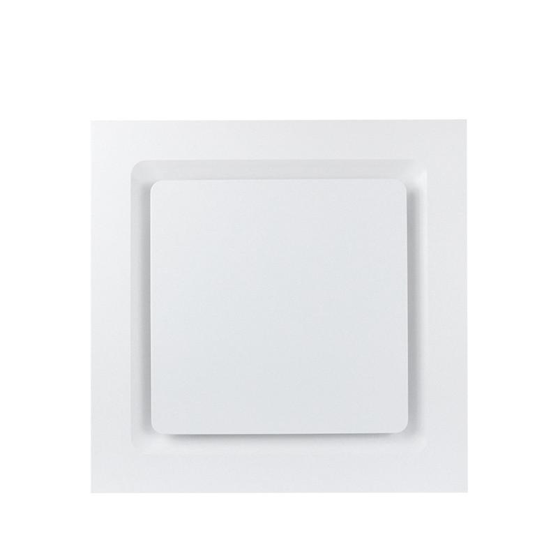 名族换气扇风扇 J3410 集成吊顶换气扇厨卫扇 厨房卫生间排风扇 厨卫通风静音钛银色