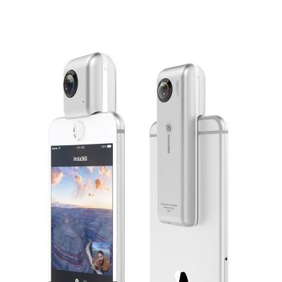 Insta360 Nano全景相机360度VR全景摄相机摄像头运动相机 旅游必备神器 让iPhone秒变全景相机