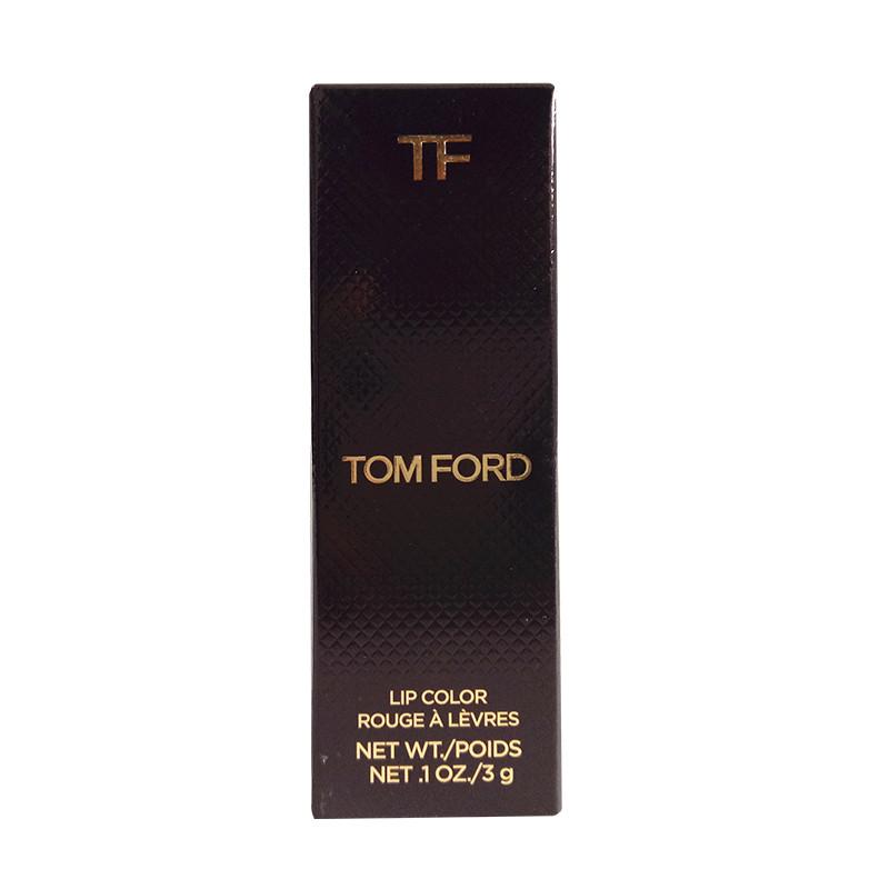 【苏宁超市】汤姆福特(Tom Ford)烈焰幻魅唇膏 3g 17# TF黑金黑管唇膏口红 一抹丰盈饱满