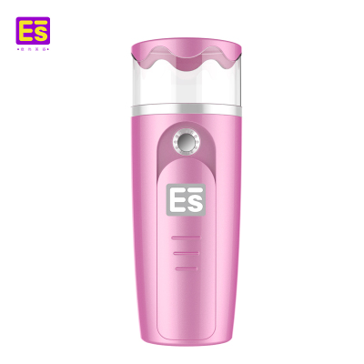 ES意尚英姿納米噴霧補水儀ET5708 冷噴面部加濕器 便攜式手持蒸臉器