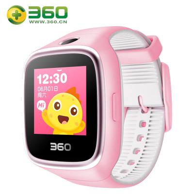 360儿童手表6W W609 樱花粉