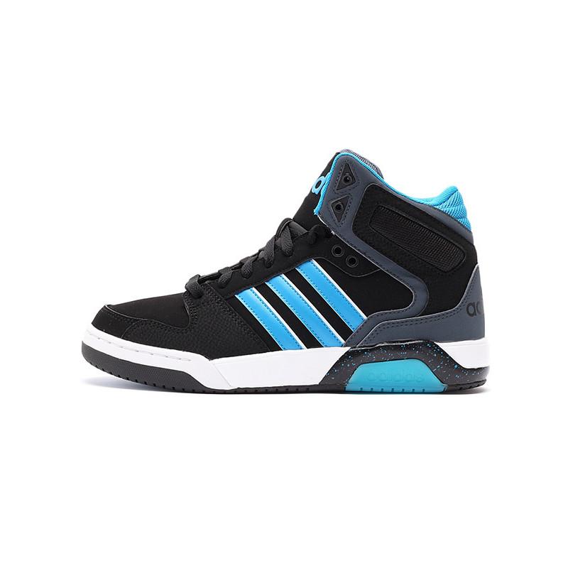 adidas/阿迪达斯 neo男鞋运动鞋高帮板鞋休闲鞋|f98321图片