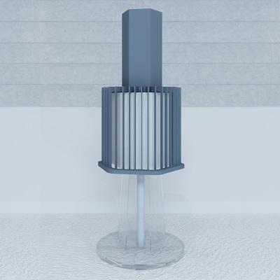 森德威空气净化器家用除甲醛卧室氧吧负离子杀菌去甲醛空气净化器PM2.5