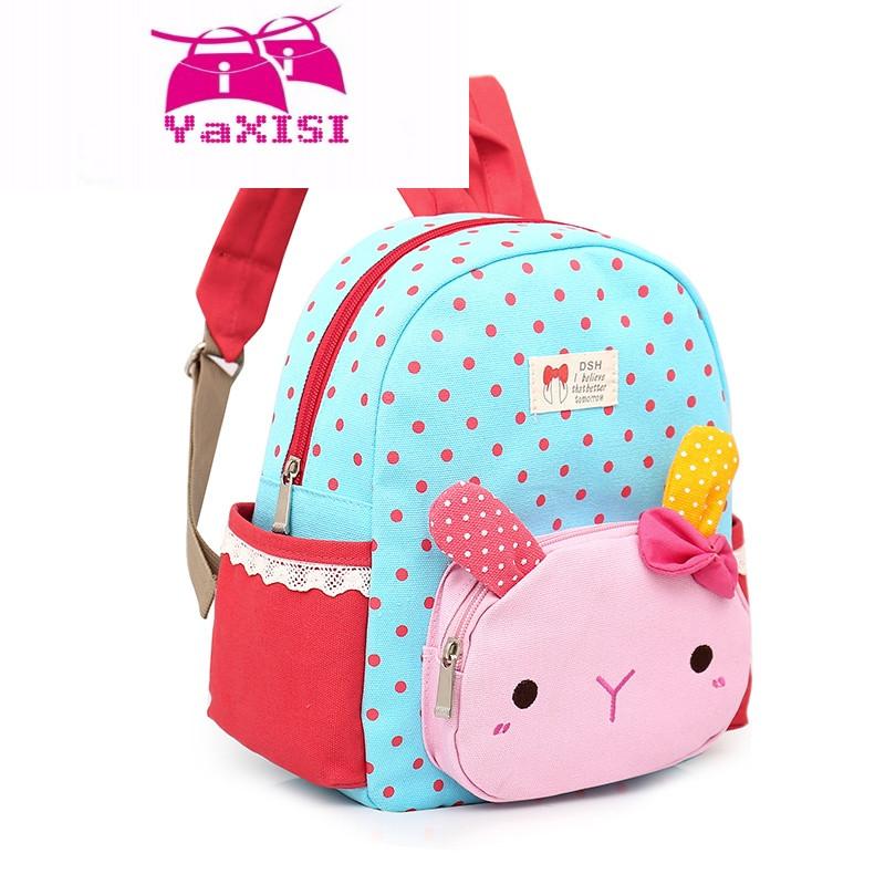 yasixi可爱儿童书包幼儿园大班宝宝背包3-5岁男童男孩