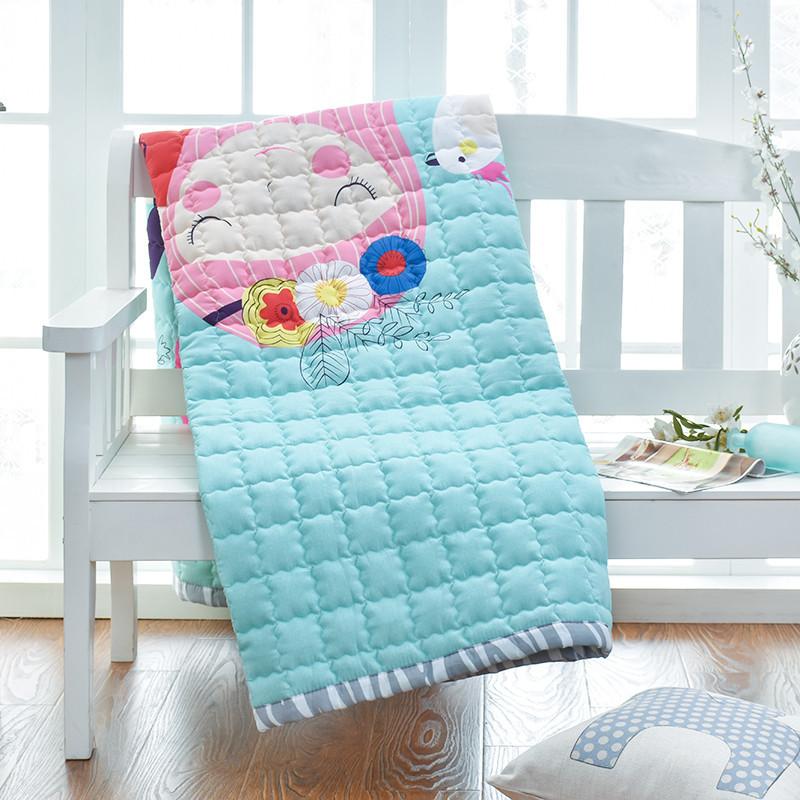 全棉儿童地毯卧室爬行垫长方形家用客厅床边垫榻榻米可机洗手洗_1 150