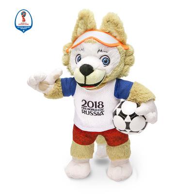 WORLD CUP 2018 35CM毛绒吉祥物963 拼接色