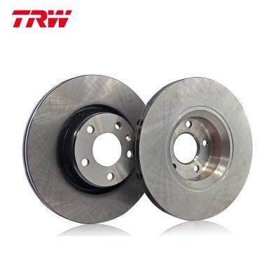 天合(TRW)前刹车盘DF8147S适用于福特13款新蒙迪欧1.5T 2.0T
