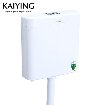 凯鹰(KAIYING) 冲水箱厕所蹲便器水箱冲便器水箱挂墙式卫浴水箱静音节能强劲冲水BP28