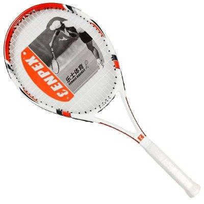 乐士 enpex POWER300 训练健身 铝碳一体网球拍