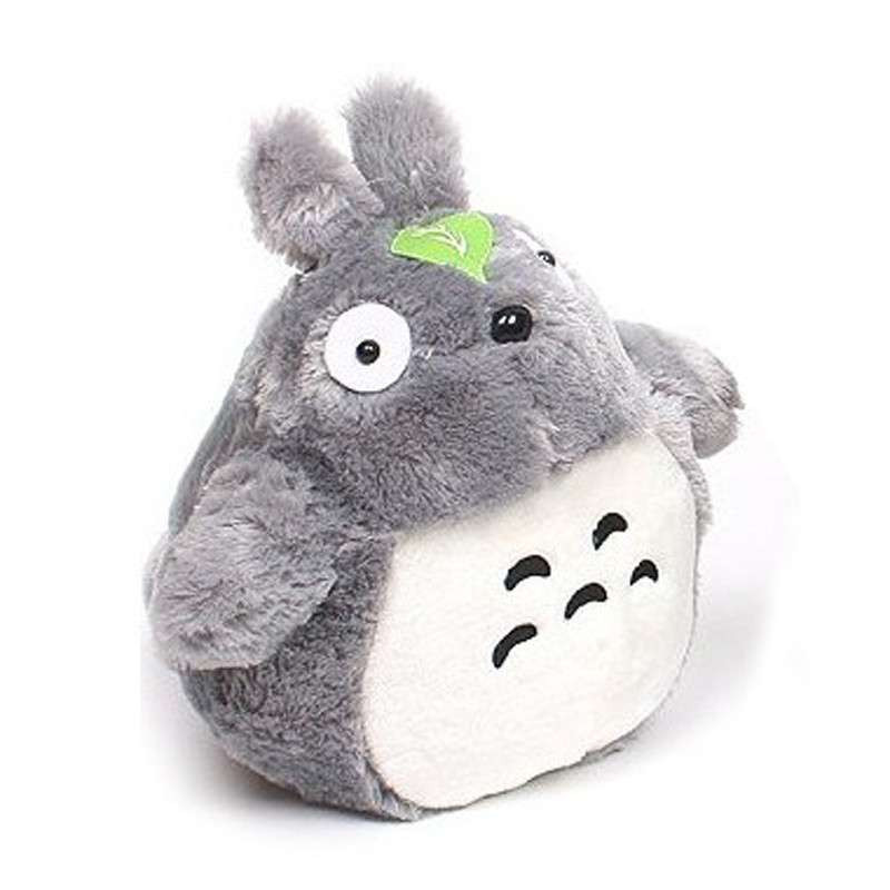 可爱龙猫 毛绒玩具 娃娃 生日礼物 坐高60厘米拉直80厘米
