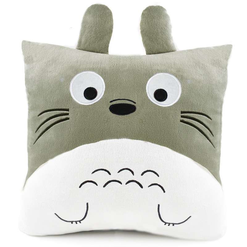 龙猫抱枕靠垫 创意家居 40厘米