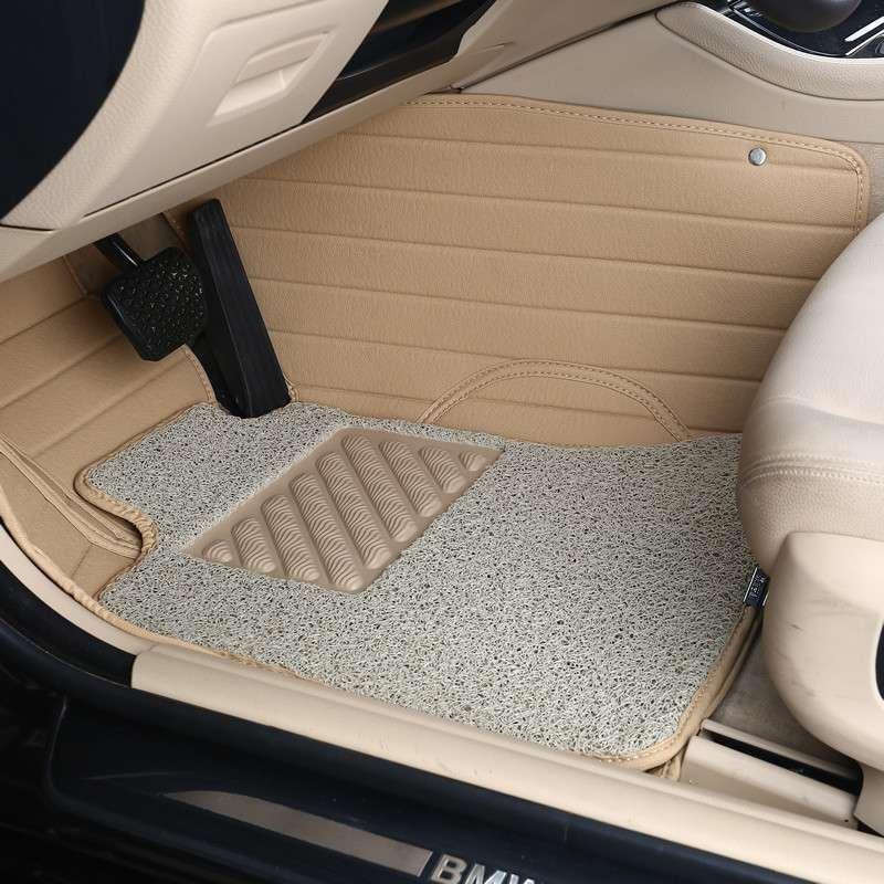 科弘 吉利金刚专用脚垫 全包围汽车脚垫